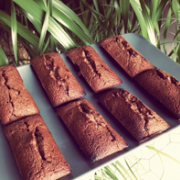 Financiers aux Marrons et au Chocolat